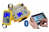 MPS43B ADTS with MPSRW wireless hand terminal