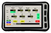 MPSRW wireless remote control terminal