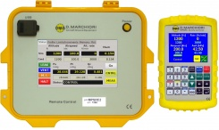 MPSRE & MPSRC touch screen control terminals
