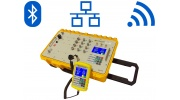 Wi-fi, bluetooth and ethernet interfaces available